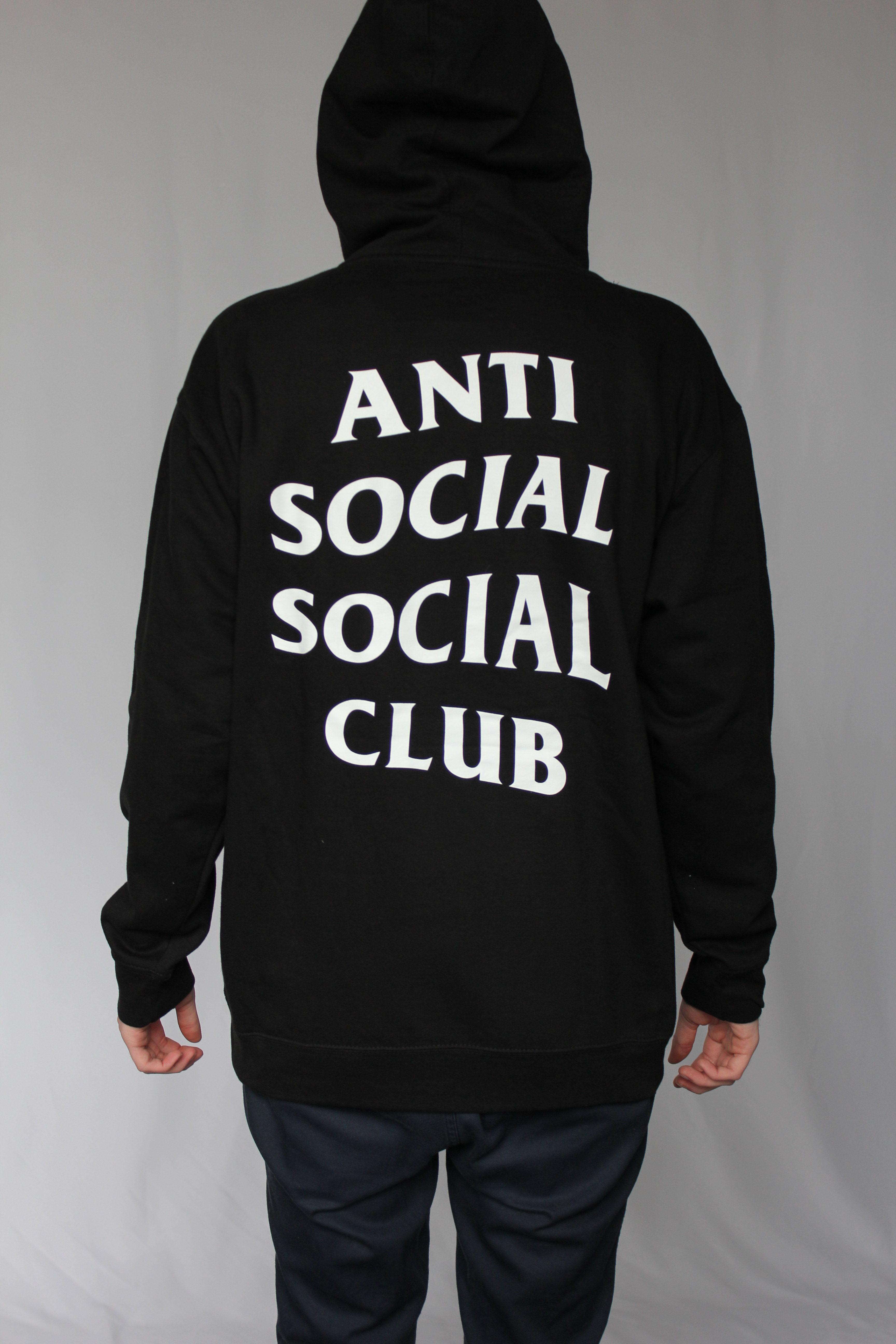7bd6a22abc41 Anti Social Social Club – Mind Games Hoodie – Fragmented Citizen